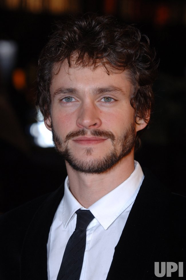 "ACTOR HUGH DANCY AT ""ORANGE BRITISH ACADEMY FILM AWARDS"""