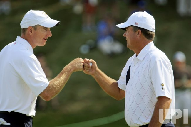 Furyk and Perry 2008 Ryderr Cup-Lousiville, KY