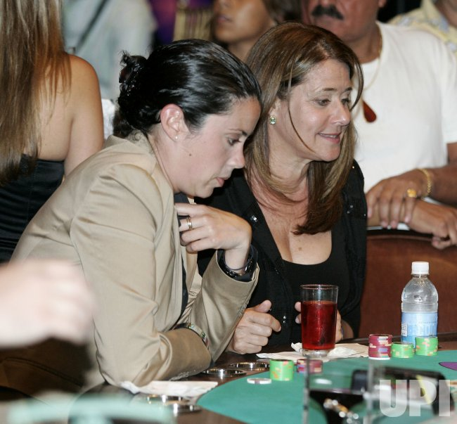Grand opening of Blackjack and table games in Hollywood, Florida