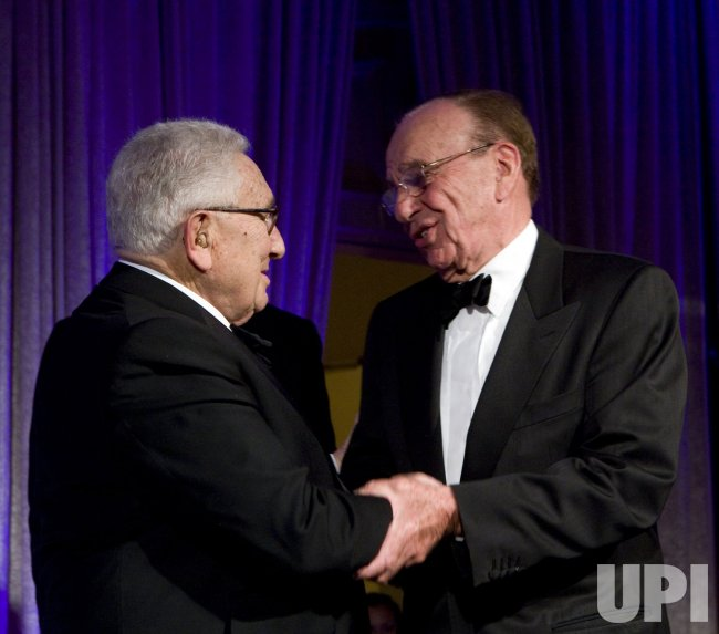 The Atlantic Council holds it 2008 annual awards dinner in Washington