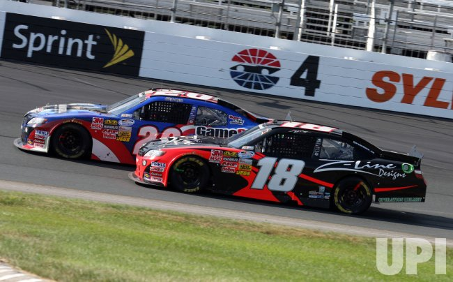 NASCAR Nationwide Series New England 200 at Loudon, NH