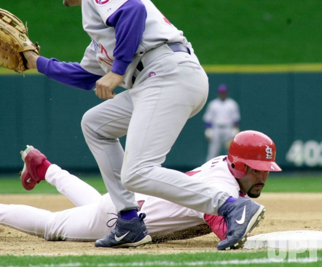 St. Louis Cardinals vs Chicago Cubs baseball