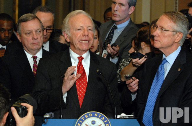 Lieberman retains Homeland Security Chairmanship in Washington