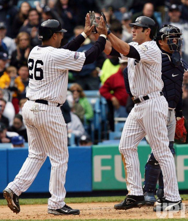 Seattle Mariners vs New York Yankees