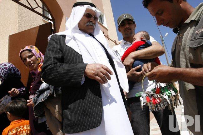 UNRWA Inaugurates Housing Project in Gaza