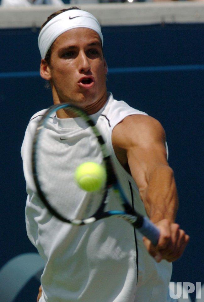 TENNIS MASTERS CANADA 2004