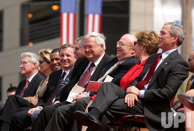DEDICATION CEREMONIES OF THE ABRAHAM LINCOLN LIBRARY