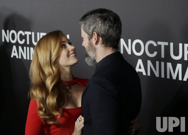 Amy Adams at the 'Nocturnal Animals' premiere