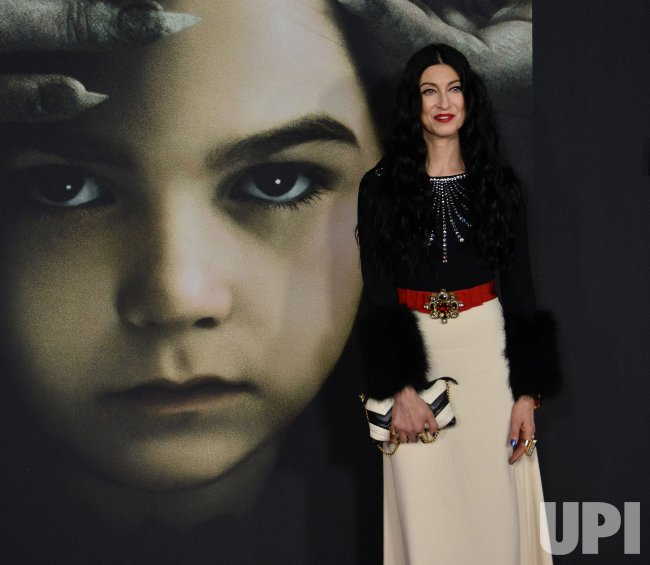 """Floria Sigismondi attends """"The Turning """" premiere in Los Angeles."""