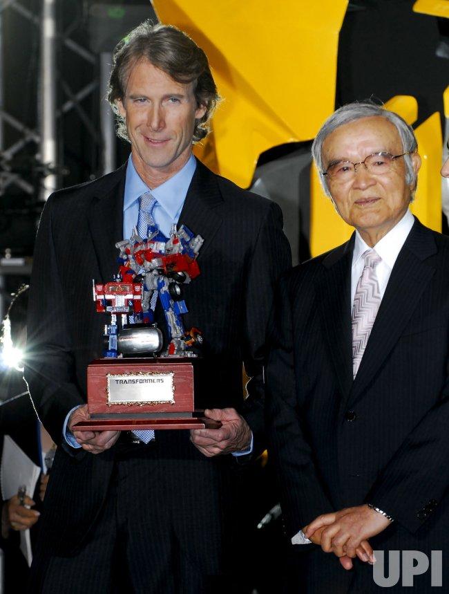 """""""Transformers: Revenge of the Fallen"""" world premiere in Japan"""