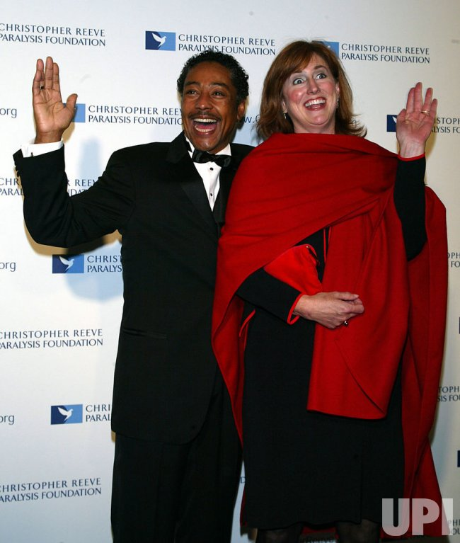 CHRISTOPHER REEVE PARALYSIS FOUNDATION 14TH ANNUAL GALA