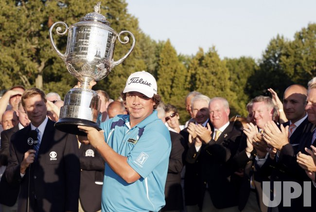 Jason Dufner wins the 2013 PGA Championship