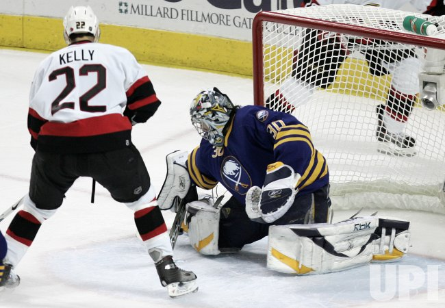 OTTAWA SENATORS VS BUFFALO SABRES IN EASTERN CONFERENCE FINALS