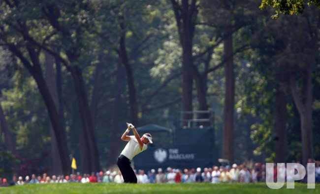 Final Round of The Barclays at Ridgewood Country Club in New Jersey