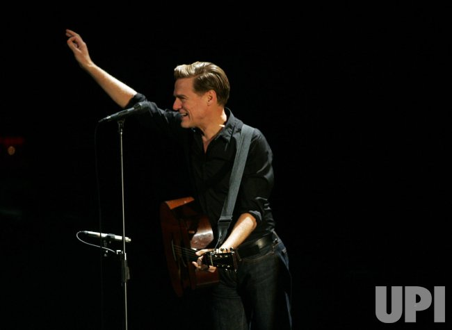 Bryan Adams performs in concert at the Beacon Theater in New York