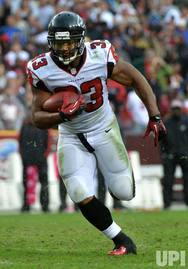 Atlanta Falcons vs. Washington Redskins