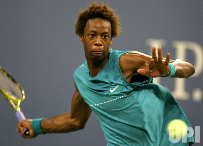 Monfils takes on Nadal in fourth round match at the US Open Tennis Championship in New York
