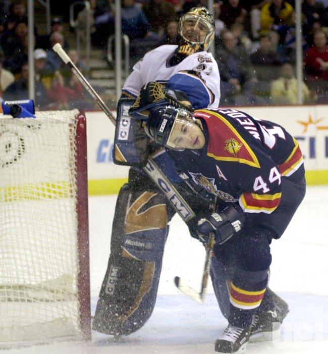 Florida Panthers at Washington Capitals Hockey