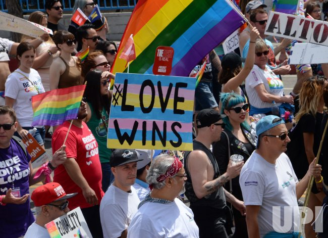 L.A. Pride cancels annual prade in favor of protest march in Los Angeles