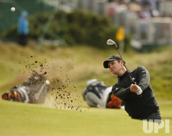 136 BRITISH OPEN GOLF TOURNAMENT