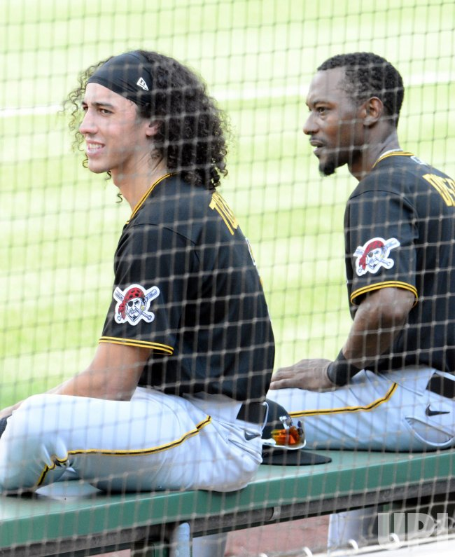 Pittsburgh Pirates Play a Practice Game at PNC Park