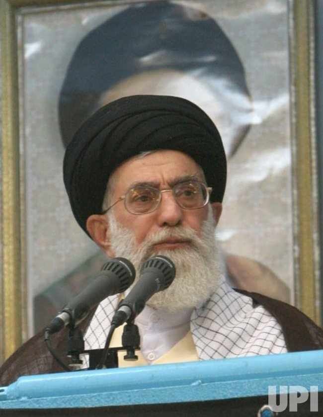 CEREMONY MARKS 16 YEARS SINCE DEATH OF AYATOLLAH KHOMENI