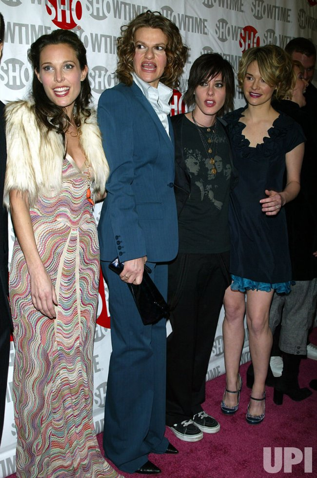 """THE L WORD"" SEASON TWO PREMIERE"