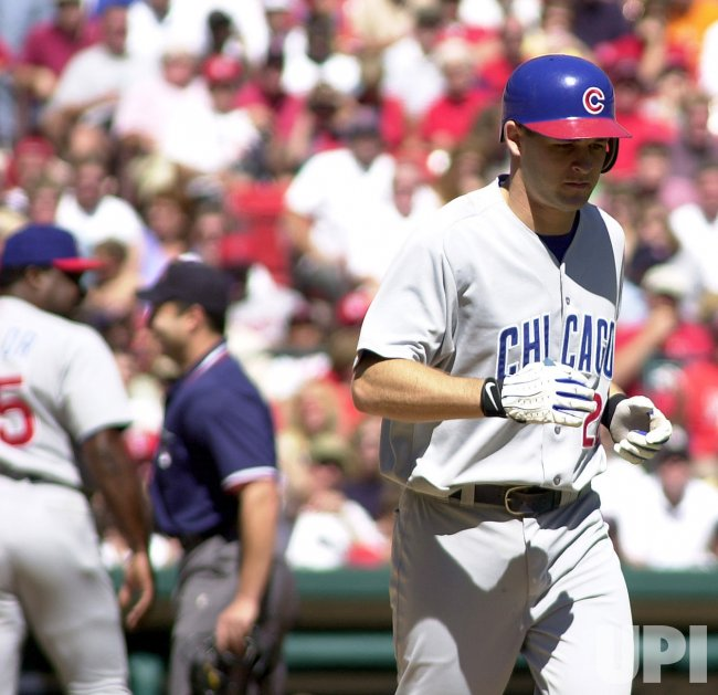 St. Loluis Cardinals vs Chicago Cubs baseball