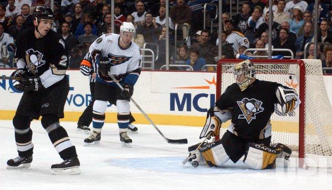 Pittsburgh Penguins at Washington Capitals Hockey
