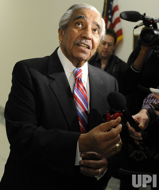 House Ethics Committee investigates Rep. Rangel in Washington