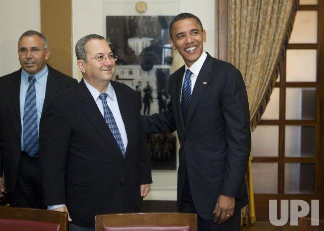 Barack Obama visits Israel and the West Bank