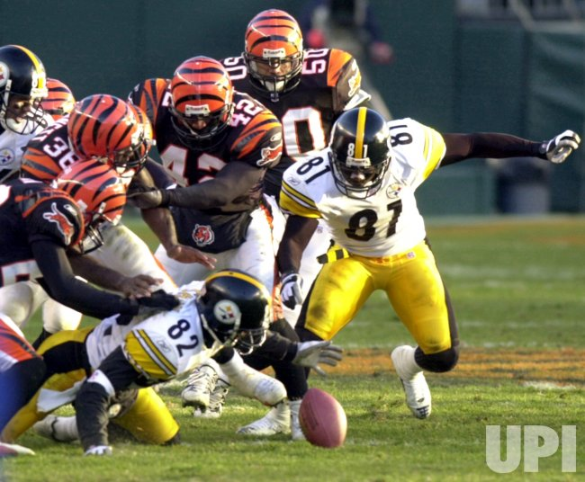 The Bengals vs The Steelers