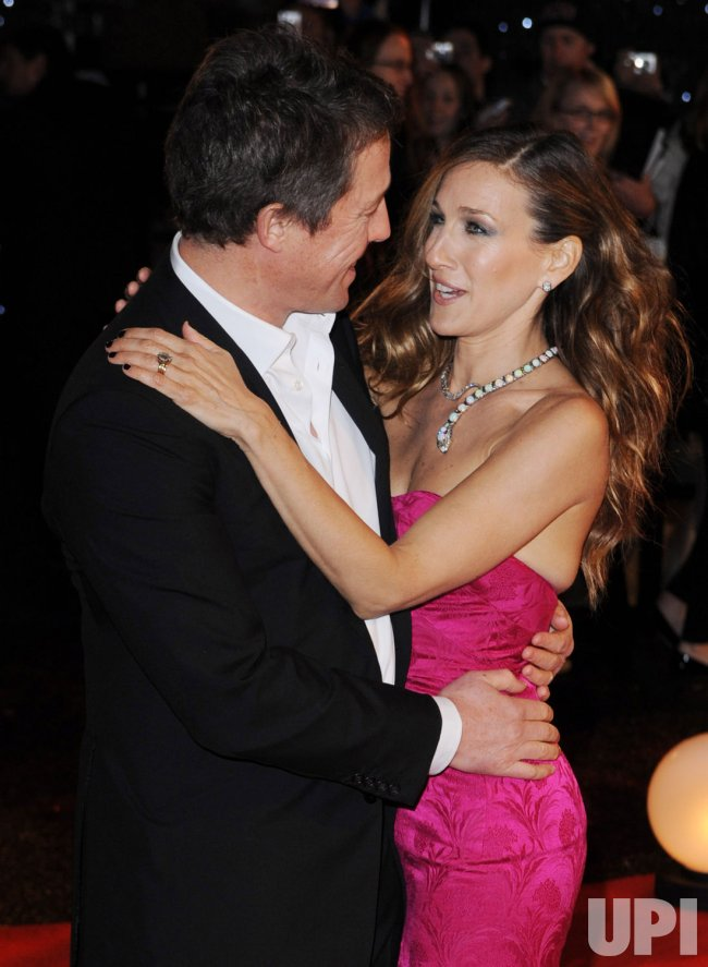 Sarah Jessica Parker And Hugh Grant Attend Did You Hear About The Morgans Premiere Upi Com