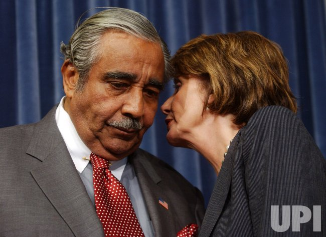 PELOSI, RANGEL SPEAK OUT AGAINST NATIONAL DEBT