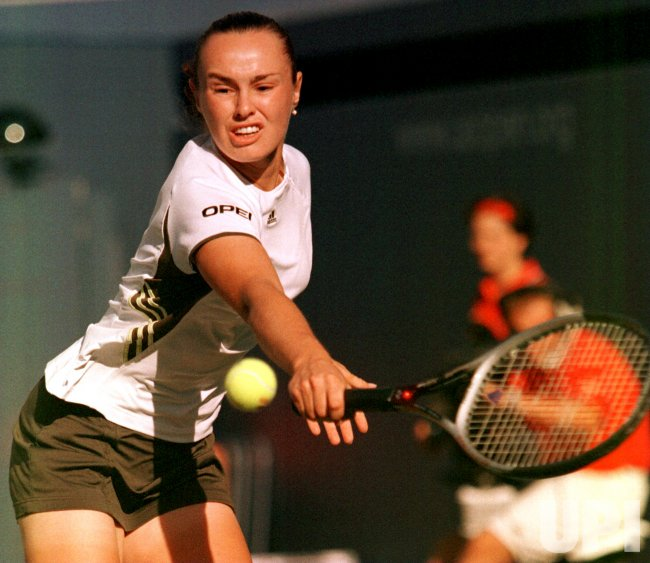 1999 U. S. Open - Women's Final: Martina Hingis loses to Serena Williams
