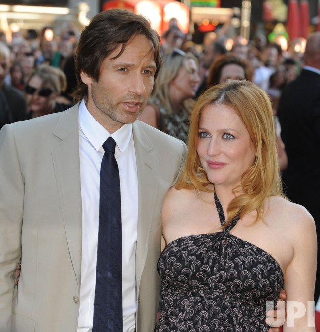 """The X-Files: I Want To Believe"" premiere in London"