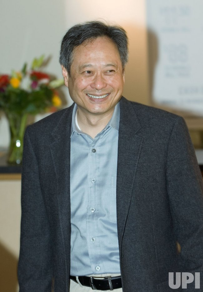 Oscar winning director Ang Lee speaks in Vancouver