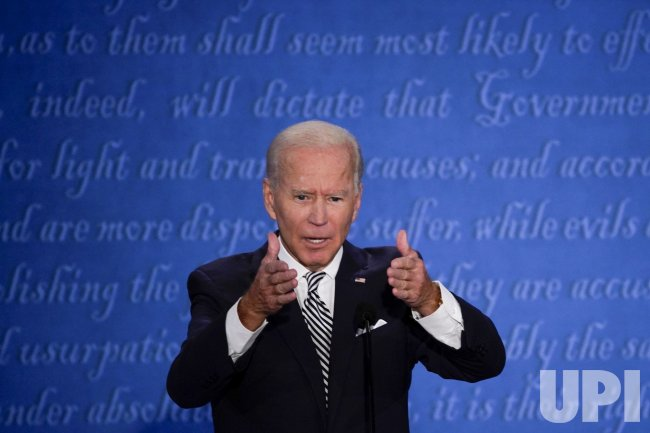 Trump and Biden Meet in First Presidential Debate