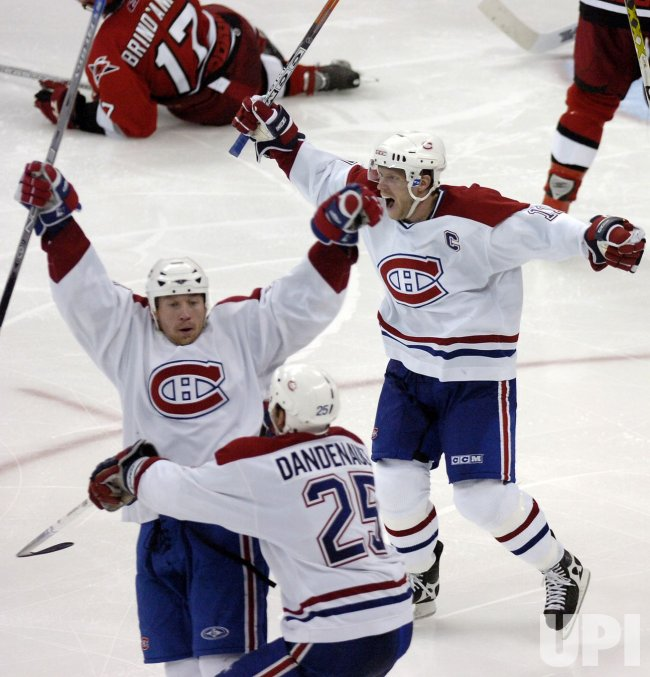 NHL MONTREAL CANADIENS VS CAROLINA HURRICANES