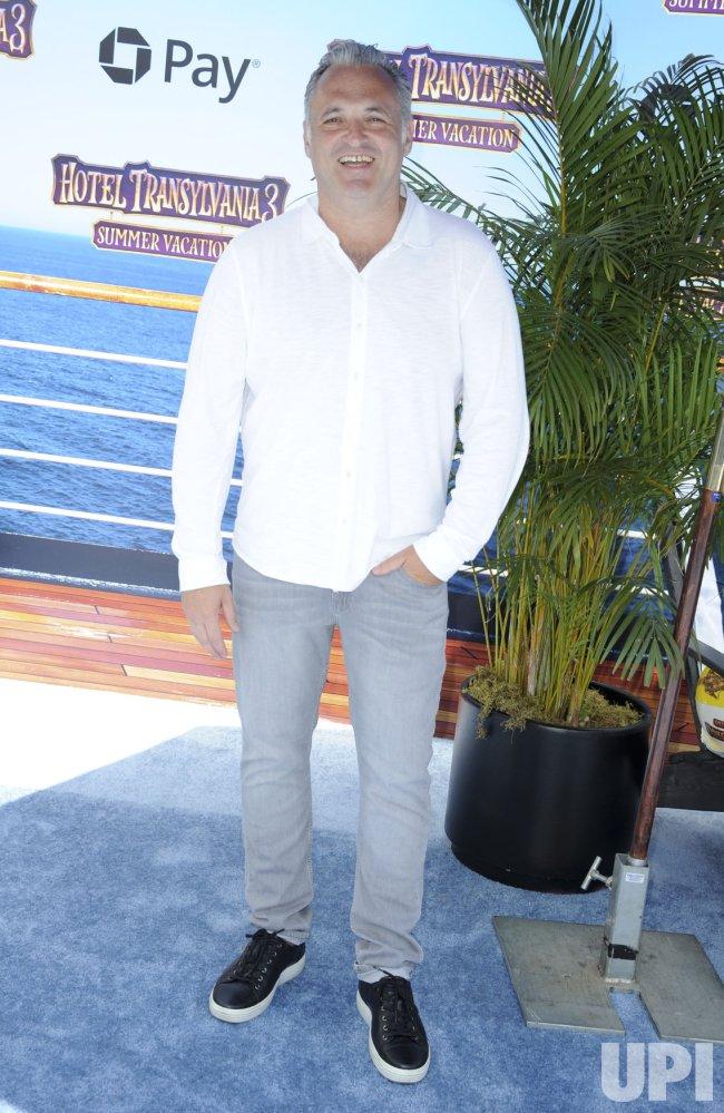 "Genndy Tartakovsky attends the ""Hotel Transylvania 3: Summer Vacation"" premiere in Los Angeles"