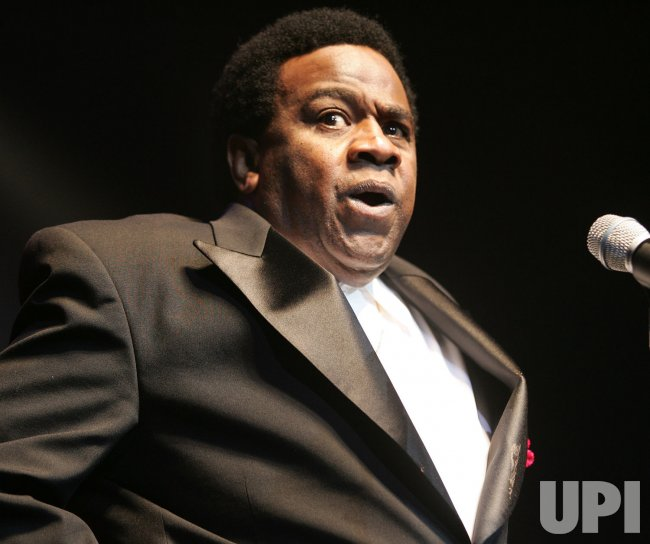 AL GREEN PERFORMS LIVE IN CONCERT IN FLORIDA