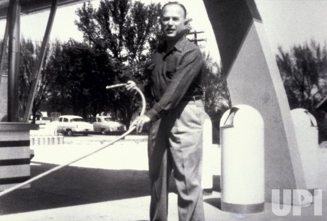Ray Kroc, founder of McDonald's