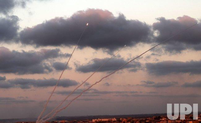 Fighting between Israel and Gaza