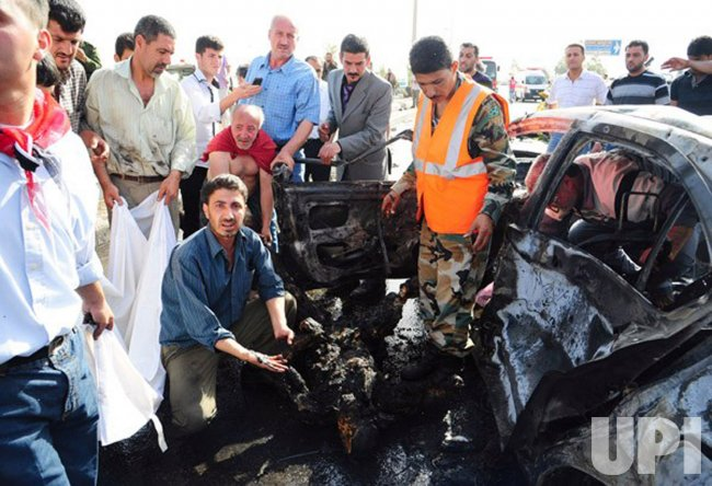 Two Powerful Blasts Kill 55 in Damascus