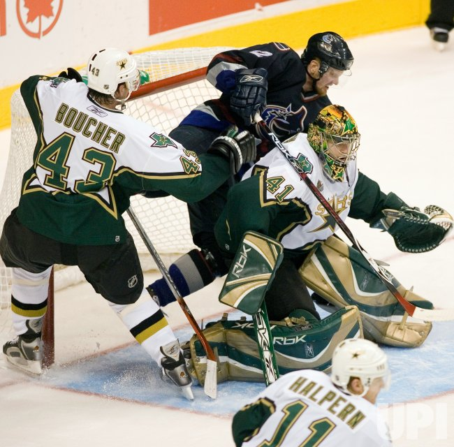 DALLAS STARS VS VANCOUVER CANUCKS