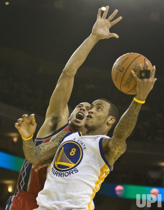 Warriors Monta Ellis scores 26 in defeat of Nets in Oakland, California