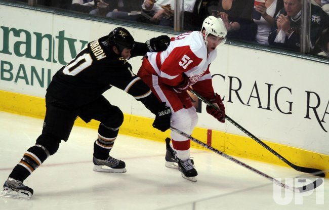 Detroit Red Wings vs Dallas Stars NHL Playoffs