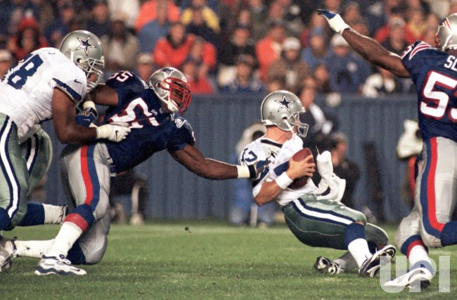Patriots v. Cowboys
