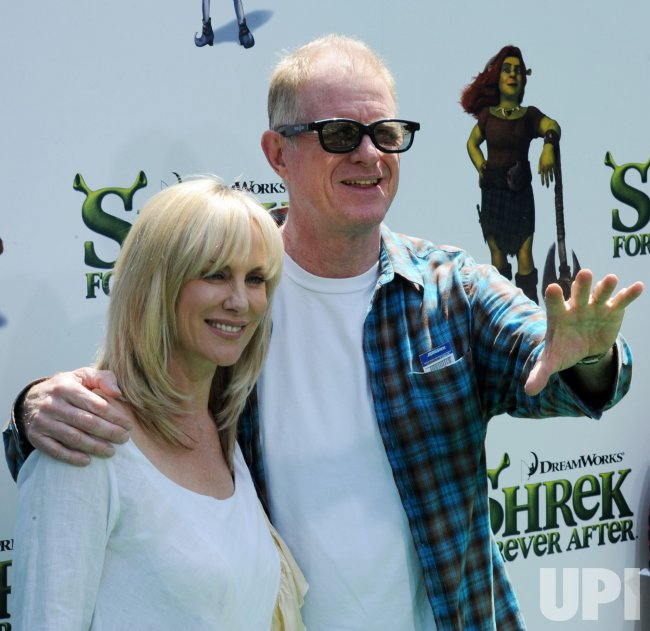 """Ed Begley Jr. and Rachelle Carson attend the """"Shrek Forever After"""" premiere in Los Angeles"""