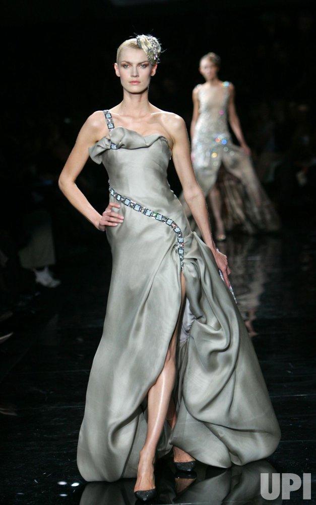 Fashion Designer Giorgio